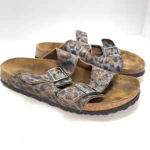 PAPILLIO BIRKENSTOCK Arizona 2 Strap Sandals sz 11